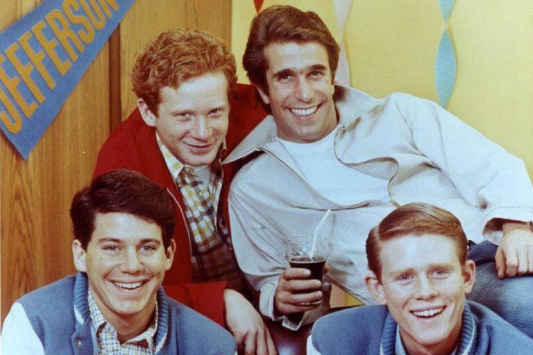 Happy Days: annunciata una reunion del cast!