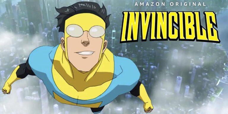 Invincible: il primo trailer della serie animata di Amazon