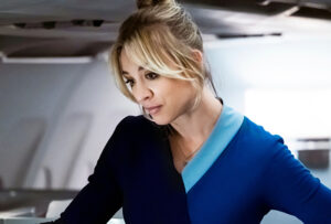 The Flight Attendant: il trailer della serie HBO Max con Kaley Cuoco