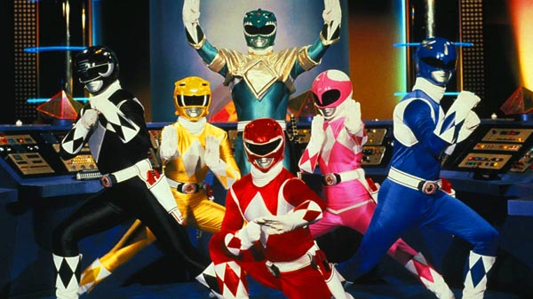 Power Rangers: in sviluppo un nuovo universo live-action con serie TV e film