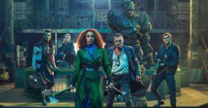 Il meglio della settimana: il primo trailer della serie  Discworld, HBO Max ordina la serie di Green Lantern