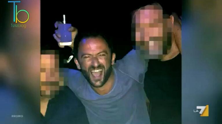 Giletti contro De Luca, caso Genovese a Non é l'Arena su La7