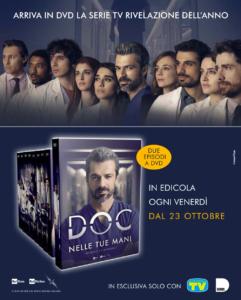 Doc – Nelle tue mani: la prima stagione in DVD