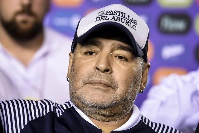 Diego Armando Maradona National Geographic