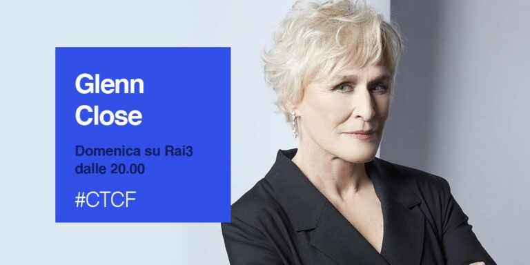 Che tempo che fa, Glenn Close e Ron Howard super ospiti
