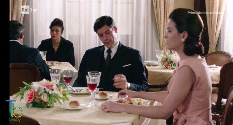 Il paradiso delle signore, il futuro di Gabriella é con Cosimo?