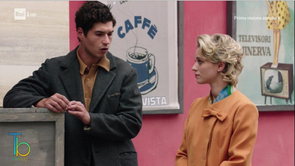 Irene consiglia Rocco