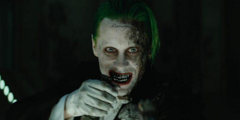 Justice League: Joker non era previsto inizialmente, Jared Leto avrà un nuovo look