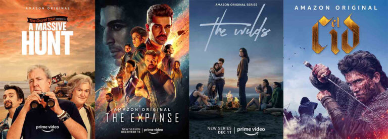 The Expanse 5, El Cid, The Wilds: le novità dicembre di Prime Video