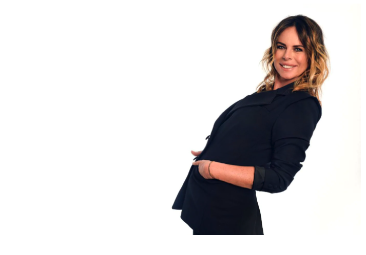 Paola Perego su Rai due