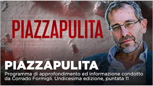 Caos Sardegna, emergenza sanitaria Calabria e Campania a Piazzapulita su La7