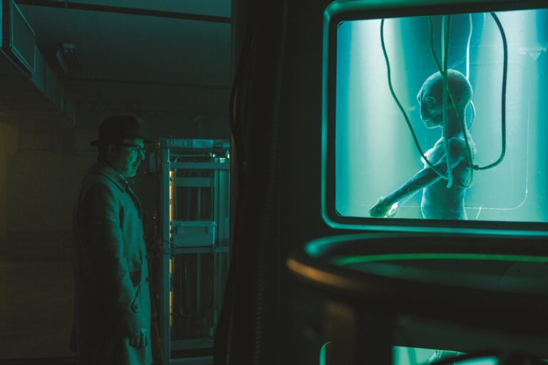 Project Blue Book, la nuova serie sci-fi in onda su Rai 4 che omaggia X-Files