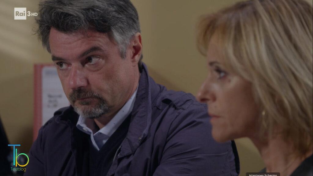 Tensione tra Michele e Silvia