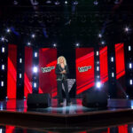 The voice senior Rai Uno