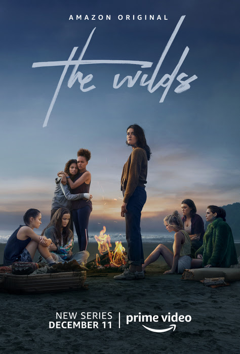 The wilds serie Amazon poster