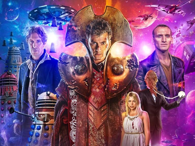 Il trailer ufficiale dell'evento Doctor Who: Time Lord Victorious