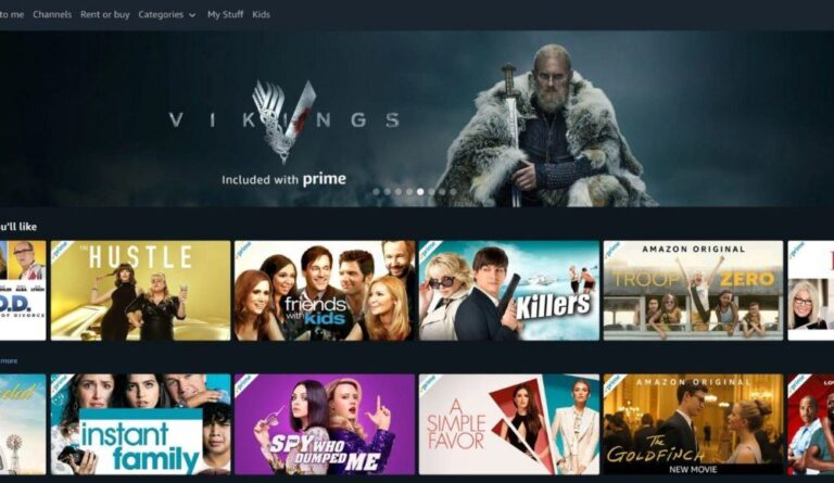 Amazon Prime Video Channels arriva in italia: prezzi e dettagli sul nuovo servizio