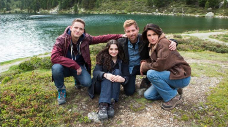 Vite in fuga, Claudio Gioé e Anna Valle nel nuovo thriller family di Rai Uno