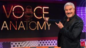 """""""Voice Anatomy"""", Pino Insegno ci racconta il mondo della voce su Rai due"""