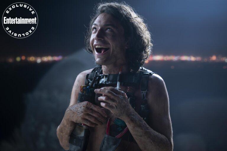 L'Ombra dello scorpione: confermato a sorpresa Ezra Miller nel cast, le prime foto
