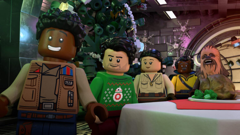 LEGO Star Wars: Christmas Special – ecco il trailer ufficiale!