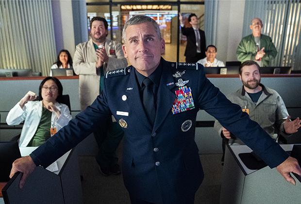 Space Force avrà una seconda stagione, con un rinnovo creativo