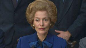 The Crown: Gillian Anderson racconta la trasformazione in Margaret Thatcher