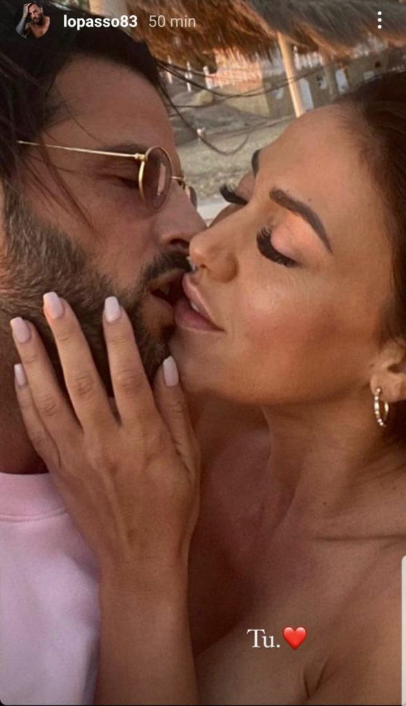 Alessio Lo Passo di Uomini e Donne è in love con Federica Pacela