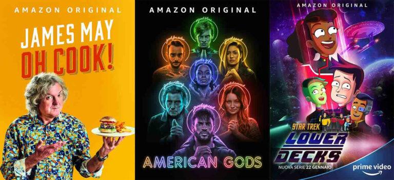 American Gods 3, I am Greta e le altre novità di gennaio Prime Video