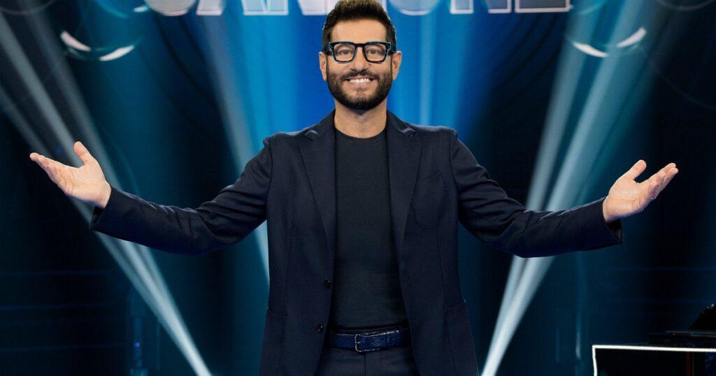 Enrico Papi a X Factor 2021