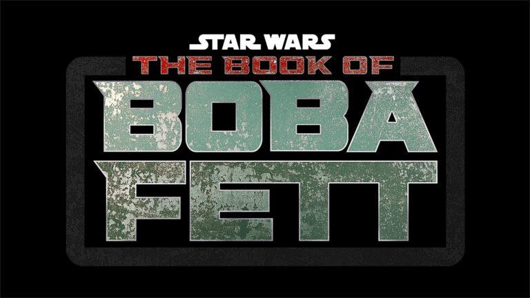 The Book of Boba Fett sarà una serie standalone prodotta da Robert Rodriguez, primo logo ufficiale