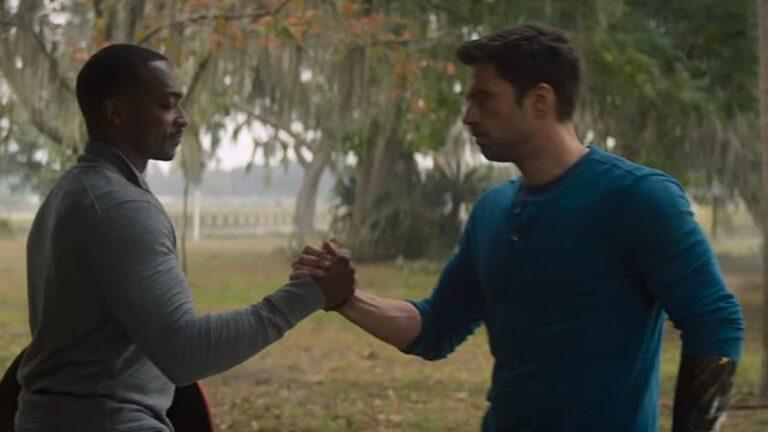 The Falcon and the Winter Soldier : il sorprendente cameo del quinto episodio