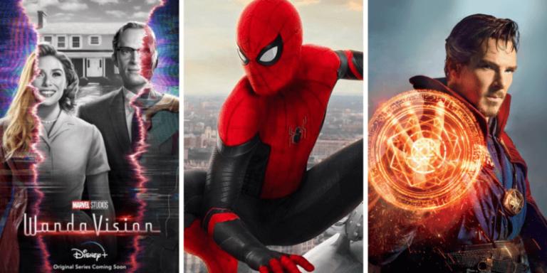 WandaVision: la serie TV sarà l'inizio di una trilogia che comprenderà Spider-Man 3 e Doctor Strange 2