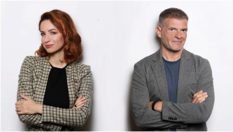 """""""Ricomincio da RaiTre"""", Stefano Massini e Andrea Delogu riportano il teatro in tv"""
