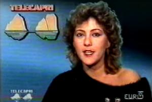 """Teresa Iaccarino, é morta la storica conduttrice di TeleCapri: con lei """"Sveglia ragazzi"""""""