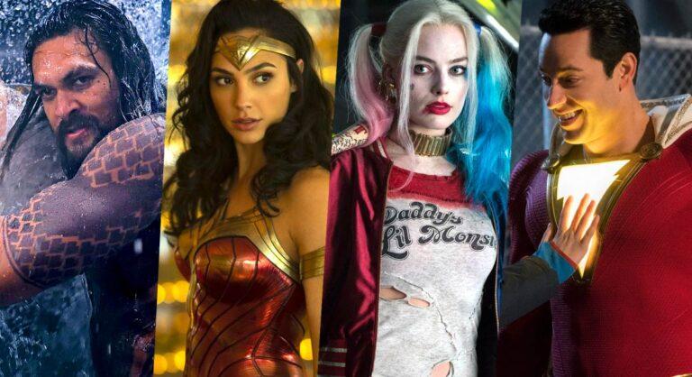 HBO Max: in futuro potrebbero esserci molti spin-off basati sui film DC