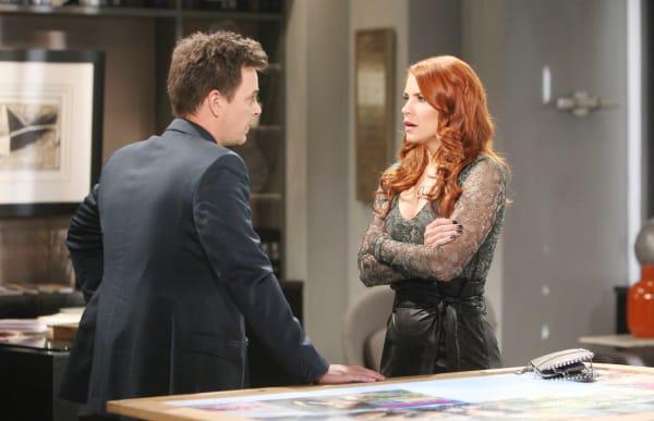 Beautiful, Quinn incoraggia Shauna con Ridge