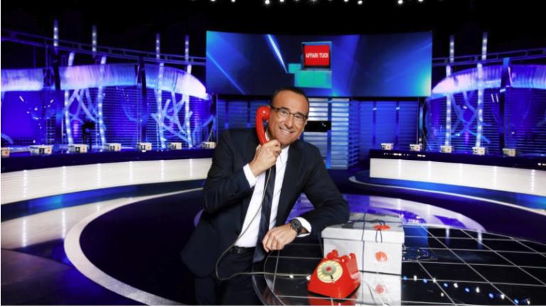 Ascolti tv 9 gennaio: ritorno boom per C'é posta per te