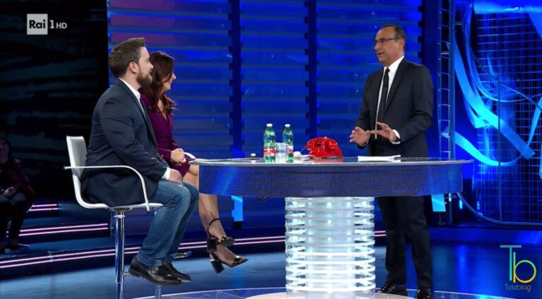 Ascolti tv 2 gennaio: serata vinta da Affari tuoi Viva gli sposi, bene La vita é bella
