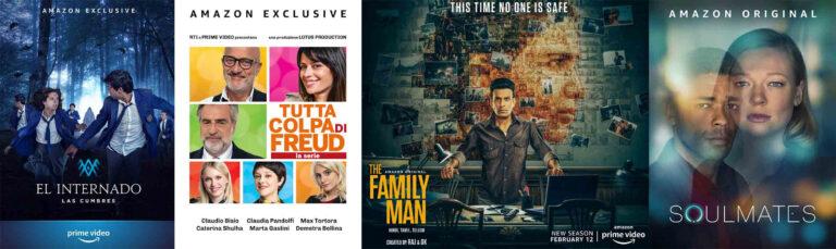 Soulmates, The family man, I care a lot: tutte le novità di febbraio Amazon Prime Video