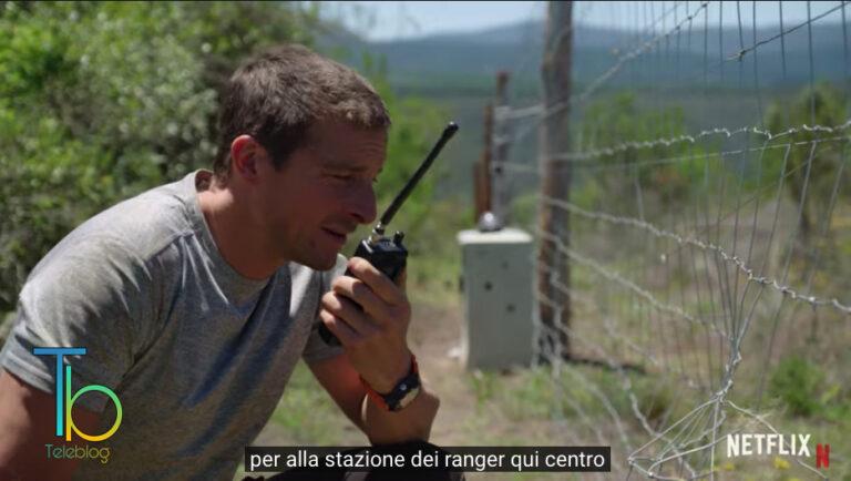 Scuola di sopravvivenza: Missione safari, Bear Grylls sbarca anche su Netflix