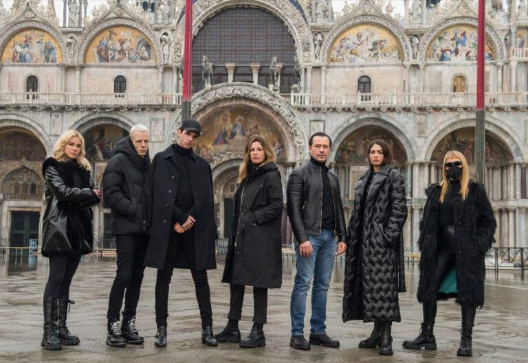 Vanessa Incontrada, Stefano Accorsi, M¥ss Keta nel cast di Celebrity Hunted – Caccia all'uomo