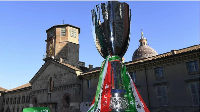 Coppa Italia Juventus Napoli auditel Rai Uno