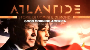 Good morning America, speciale Atlantide su insediamento Joe Biden