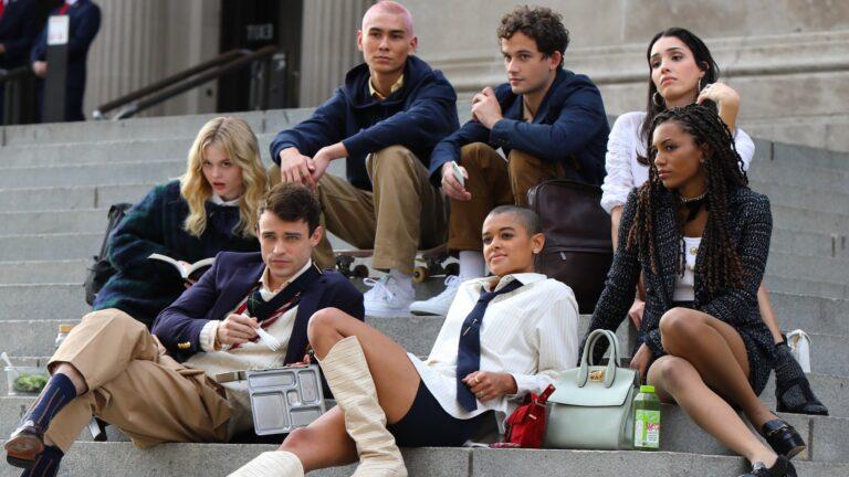 Gossip Girl: le prime foto ufficiali dei personaggi del reboot HBO Max