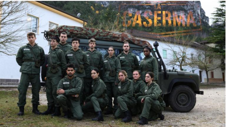 La Caserma, parte il nuovo docu-reality sulla scia del successo de Il collegio