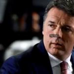 Matteo Renzi a Non é l'Arena La7