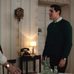 Salvatore si scontra con il padre
