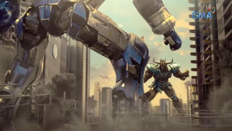 Voltes-V Legacy: nuovo trailer per la serie TV in live-action