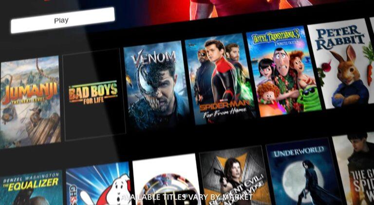 Bravia Core: ecco la nuova piattaforma streaming di Sony